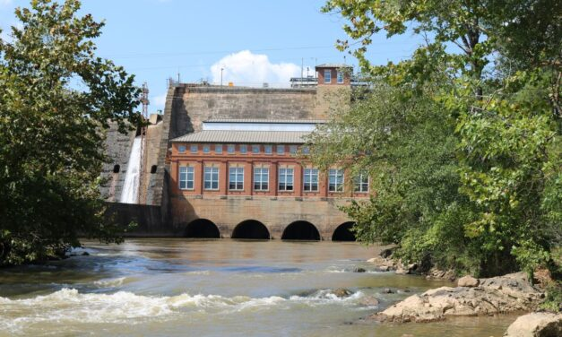 A Little History on the 99 island hydro station